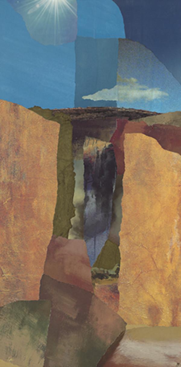 Crevice by Janice McDonald