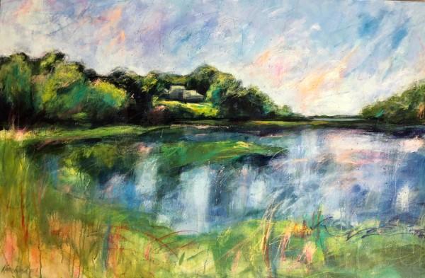 Tobey Island Memories by Karen Rand Anderson