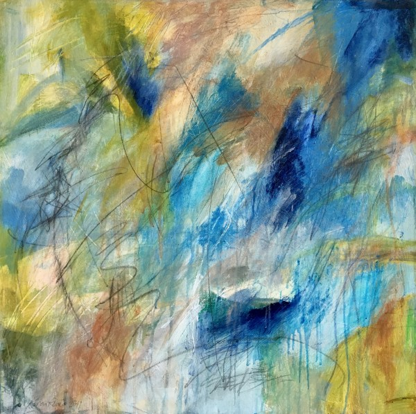 """""""Surfacing From Forgetting"""" by Karen Rand Anderson"""