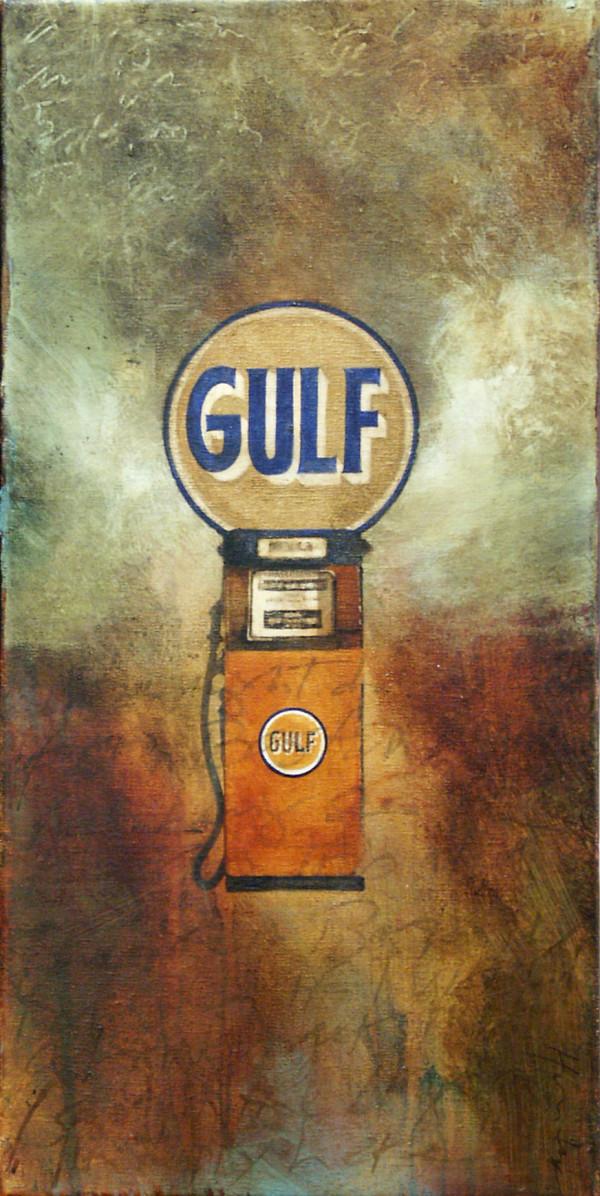 GULF (GAS PUMP DEVOTIONAL II) by Charlie Hunter
