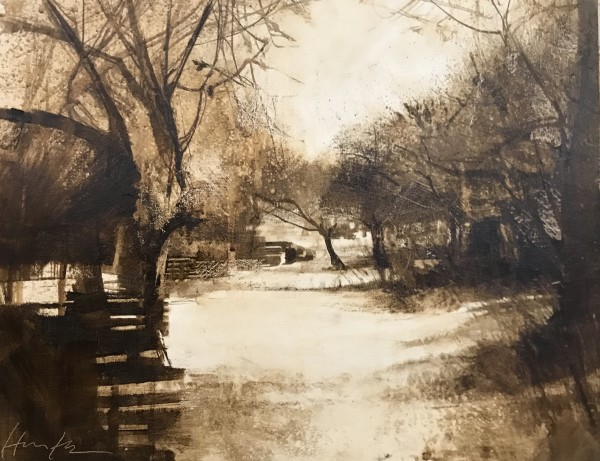 Road Demo, Sauer-Beckmann Farm by Charlie Hunter
