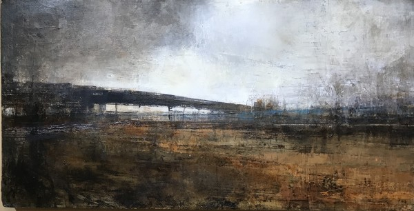 BLUE STREAK (PASSING TRAINS THAT HAVE NO NAME) by Charlie Hunter