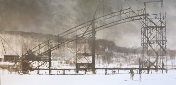 CONSTRUCTION OF THE ARCH BRIDGE by Charlie Hunter