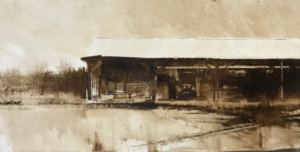 FARM SHED by Charlie Hunter