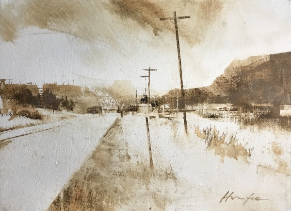 Wyoming - Roadside Demo II by Charlie Hunter