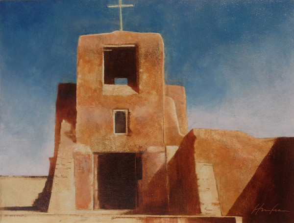 SAN MIGUEL, SANTA FE by Charlie Hunter