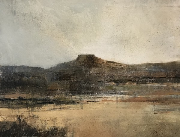 Pedernal from Ghost Ranch by Charlie Hunter