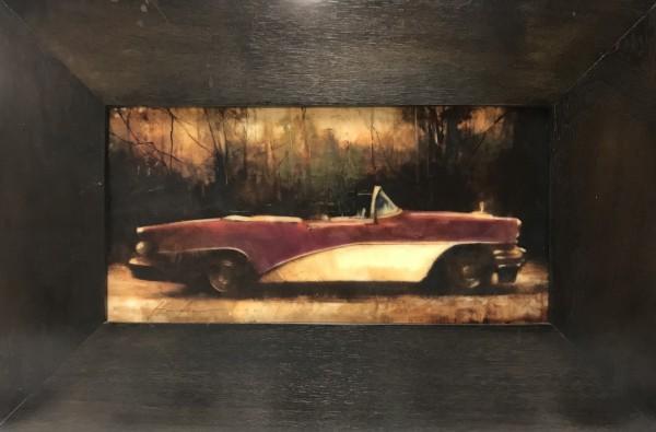 Freddie's Buick, Encaustic