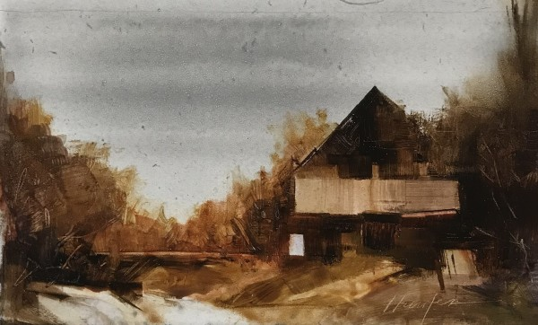 RIVER ROAD IV by Charlie Hunter