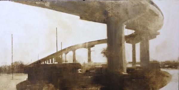 Apalach Bridge by Charlie Hunter