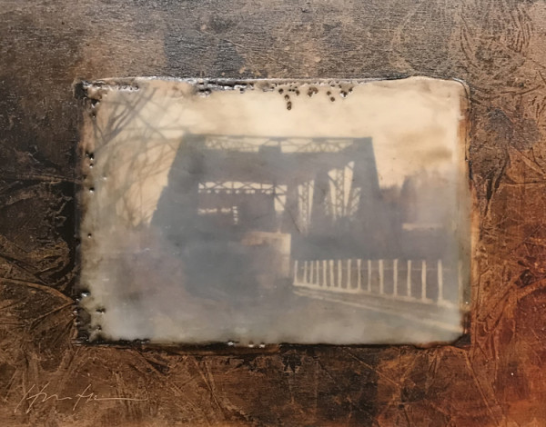 NORTH WALPOLE BRIDGE ENCAUSTIC
