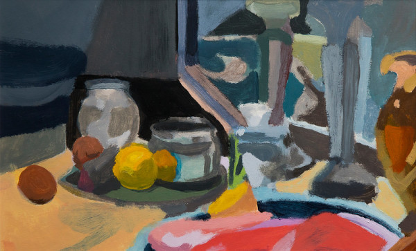 Still Life Painting by Jerome Jeter