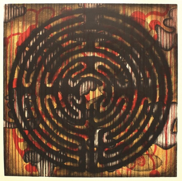 Labyrinth #4 by Charles Burwell