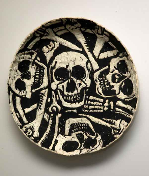 Small Bowl of Bones by Eric Avery