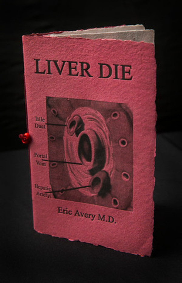 Liver Die by Eric Avery