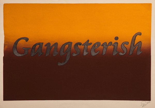 Gangsterish by Donna Brown