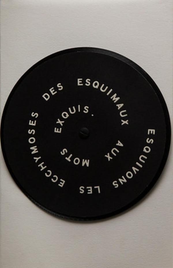 Contrapetrie by Marcel Duchamp