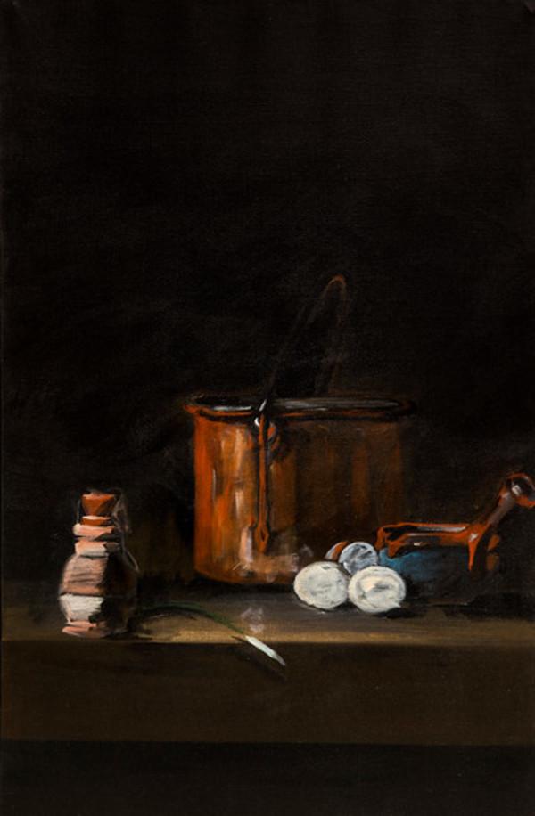 Untitled (Still Life) by Eti Jacobi