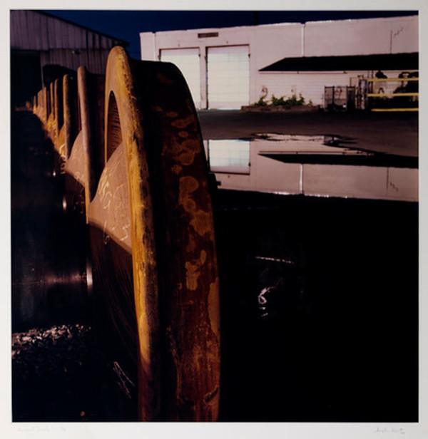 Conrail Yards by Steve Fretz