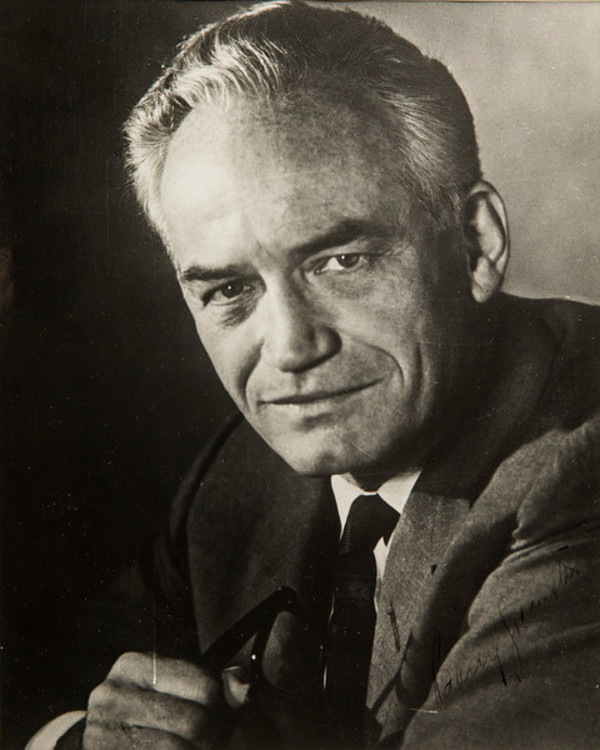 Untitled (Barry Goldwater) by Artist Unknown