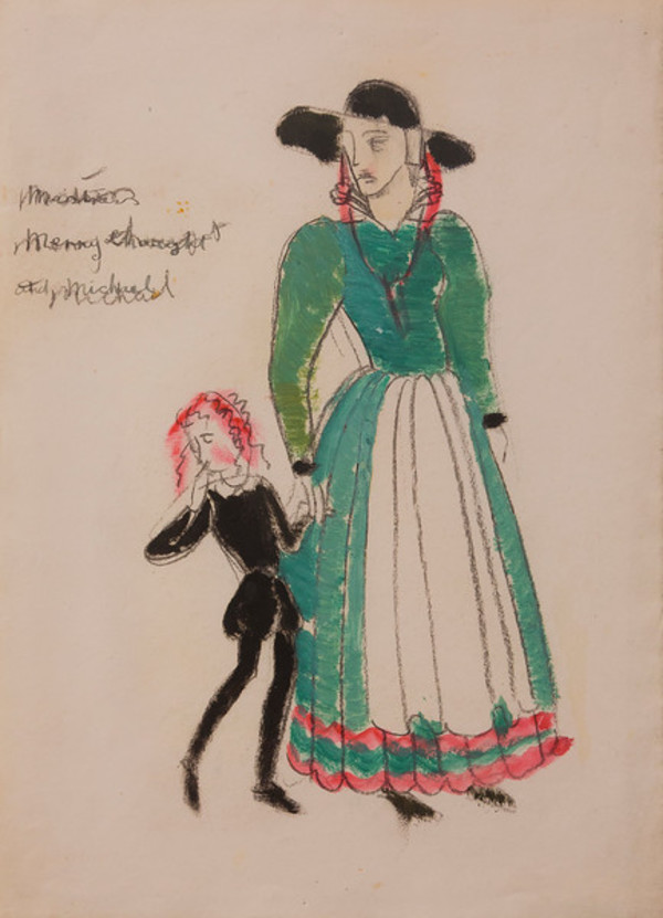 Mistress Merry Thought and Michael by Constance Mary Rowe also known as Sister Mary of the  Compassion, O.P.