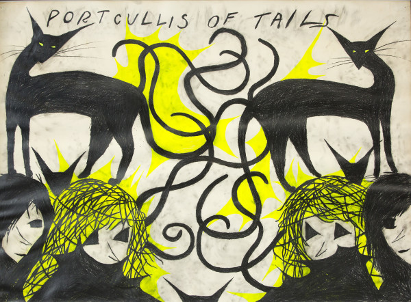 Portcullis of Tails by Austė