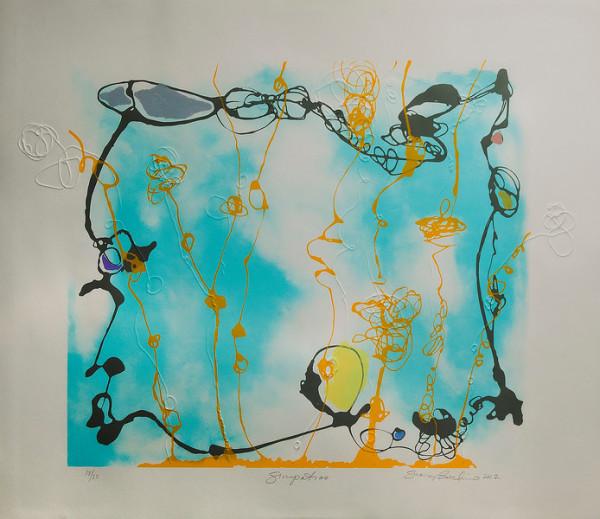 Simpatico by Serena Bocchino