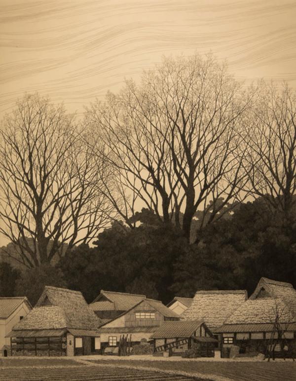 Kotoh Village by Tanaka Ryohei