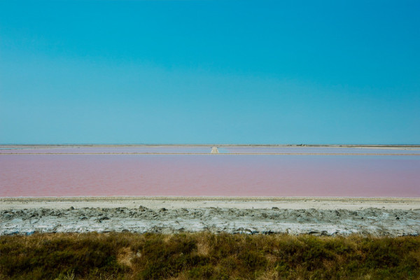 Salt Flat, France Carmargue by Barry Andersen