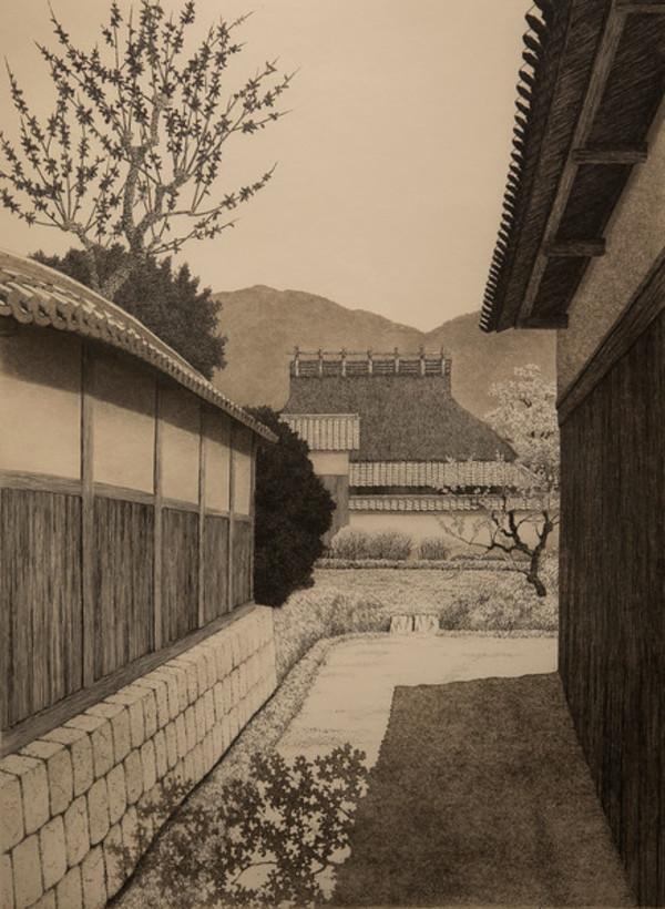 ANAO's Alley by Tanaka Ryohei