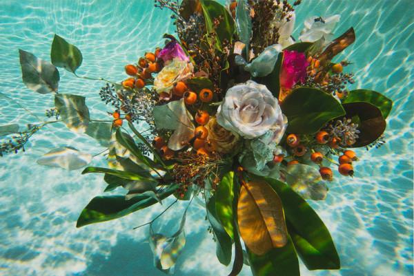 From the Flora Aquatilis Series Flora Aquatilis #10 by Kenda North