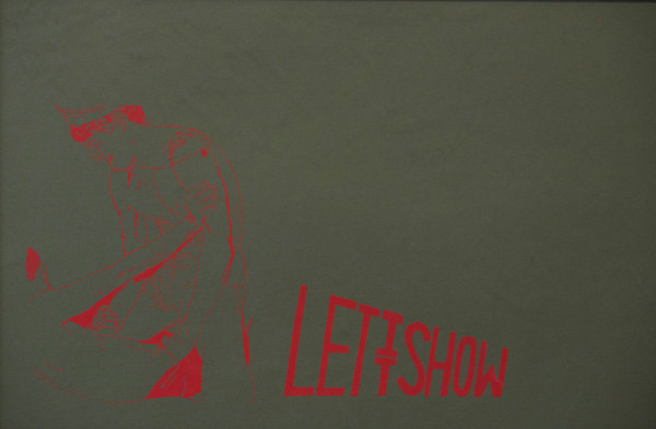 Let It Show by Artist Unknown