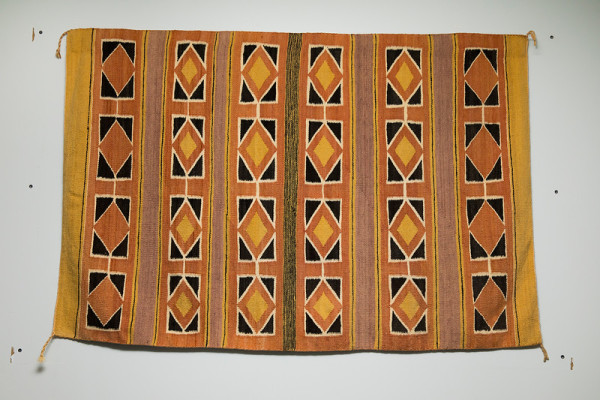 Chinle Navajo Rug by Artist Unknown