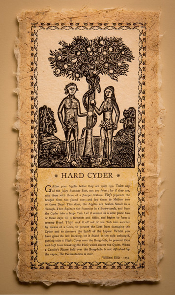 Hard Cyder by Eric Avery
