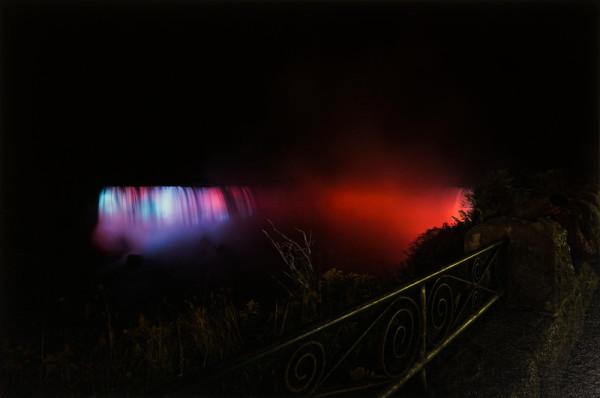 Niagra Falls Canada by Robert Von Sternberg