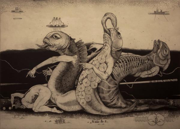Fish No. 19 by Shin Taga
