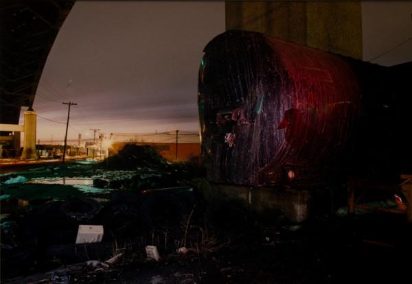 Under the Pulaski by Steve Fretz