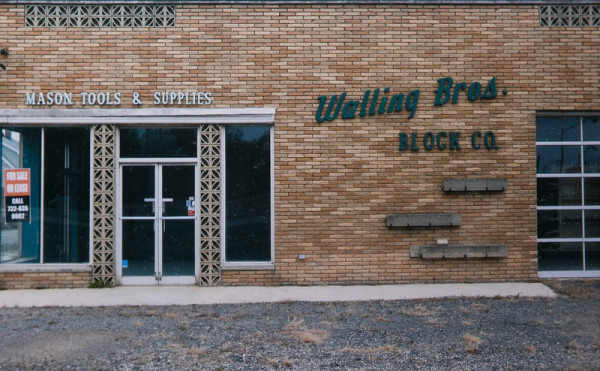 Walling Bros. Block Co. by Anna-Maria Vag
