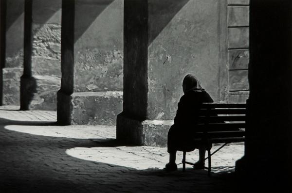 Prague, Czechoslovakia, 1967 by Robert Von Sternberg