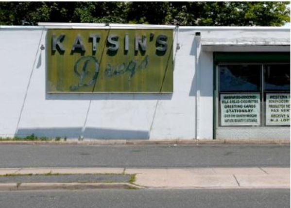 Katsin's Drug Co. by Anna-Maria Vag