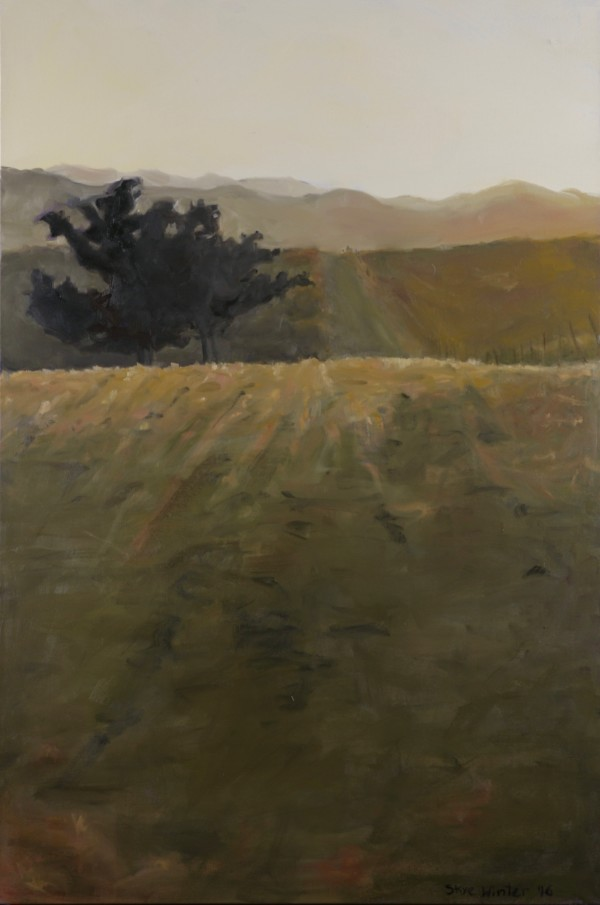 Sunset Slope by Skye Coddington
