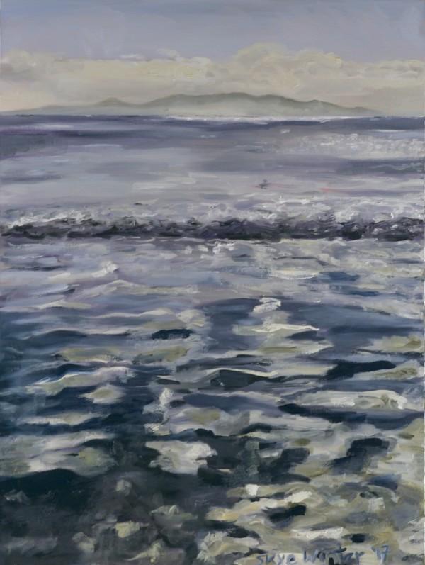 Dog Beach in December by Skye Coddington