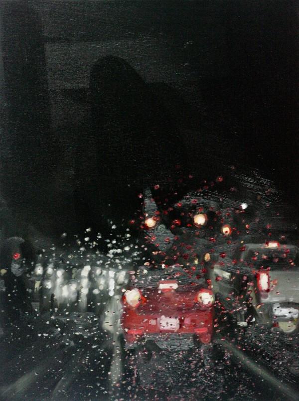 I Love a Rainy Night by Skye Coddington