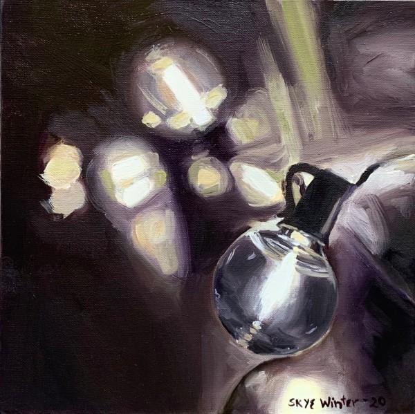 String Lights #1 by Skye Coddington