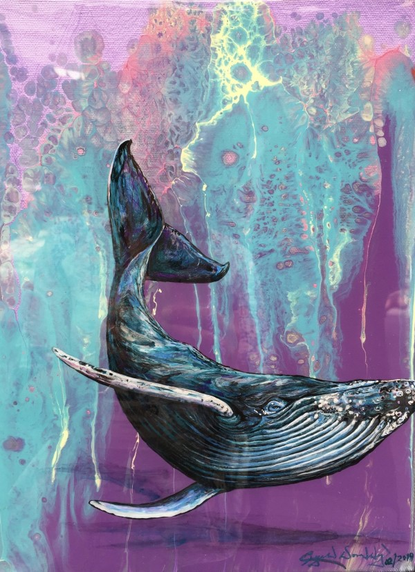 Humpback by Crystal Dombrosky