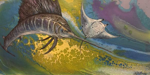 Ocean's Pride by Crystal Dombrosky
