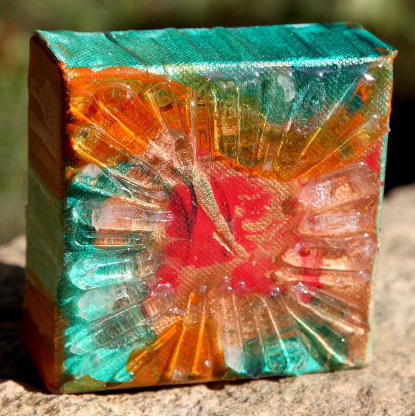 Cyclical Season Quartz by Laura McClanahan