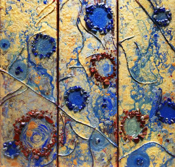 Gemini Rings by Laura McClanahan