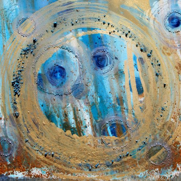 Indigo Sisters by Laura McClanahan
