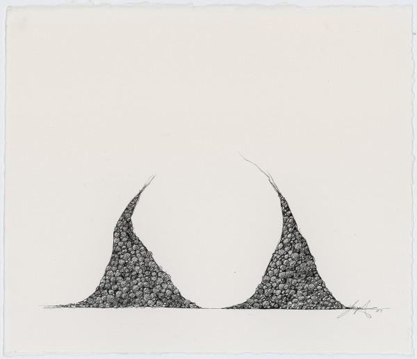 Eggs Rocks Pearls #1 by Brenda Stumpf